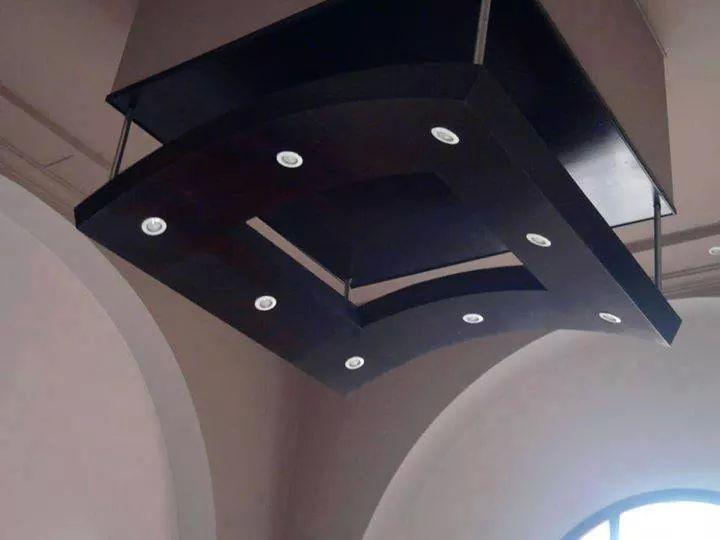 اسقف شقق وفلل بالصور ديكورات الأسقف (27)