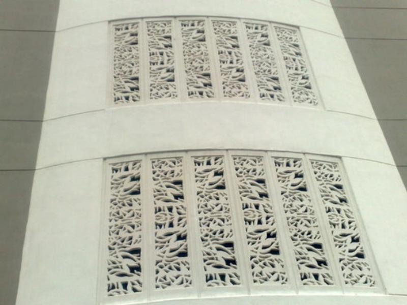صور ديكورات الجي ار سي GRC DECOR تشطيبات فلل خارجية وقصور (8)