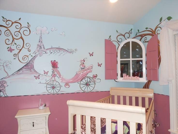 صور رسومات حوائط وورق حائط والوان حوائط جديدة (2)