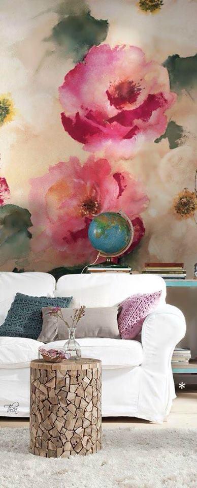 صور رسومات حوائط وورق حائط والوان حوائط جديدة (34)