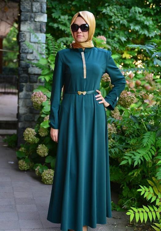 ملابس محجبات موضة 2016 للبنات المحجبات فاشون وازياء جديدة (21)
