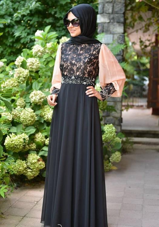 ملابس محجبات موضة 2016 للبنات المحجبات فاشون وازياء جديدة (81)