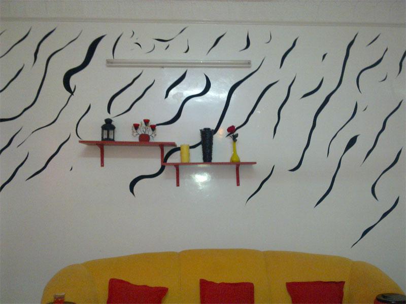 صور رسم علي الحوائط ورسم علي الجدران (2)
