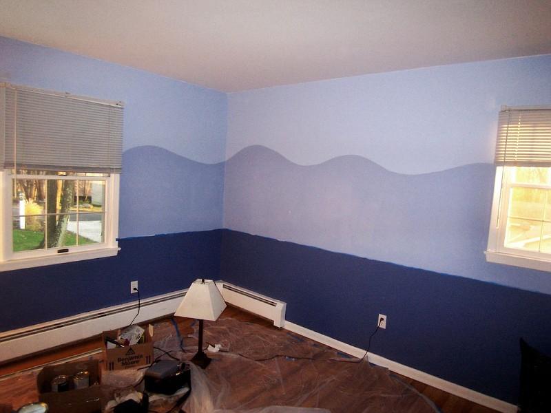 صور رسم علي الحوائط ورسم علي الجدران (7)