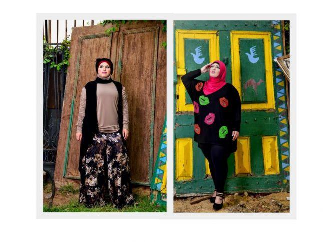 صور احدث موضة ازياء المحجبات لبس محجبات تركي مودرن (15)
