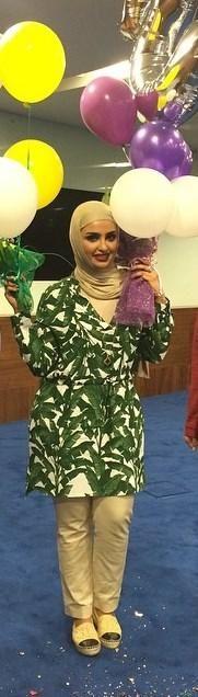 صور احدث موضة ازياء المحجبات لبس محجبات تركي مودرن (27)