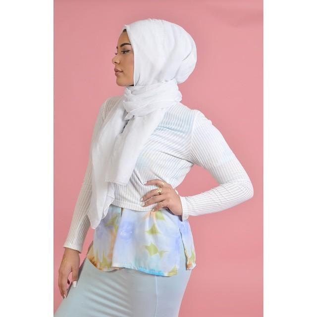 صور احدث موضة ازياء المحجبات لبس محجبات تركي مودرن (42)