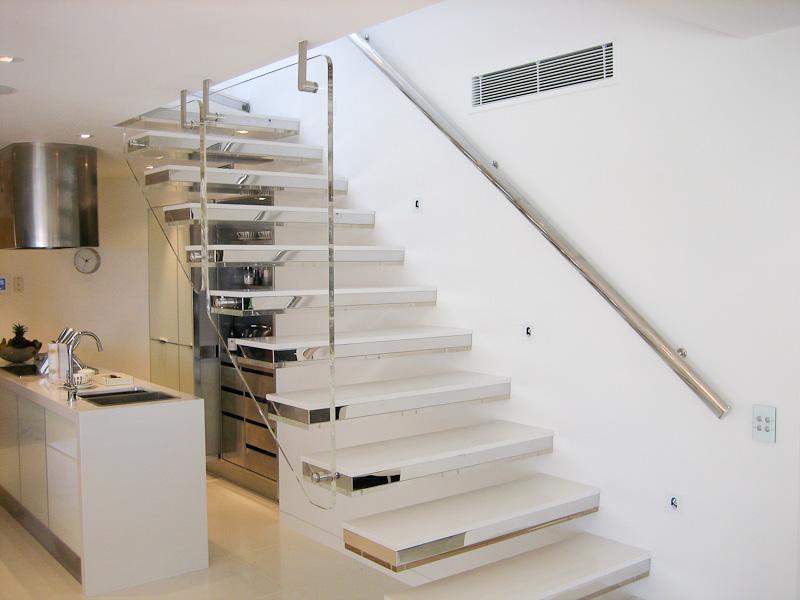 صور سلالم ودرج باشكال الدرج المختلفة داخلي وخارجي (19)