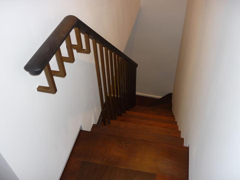 صور سلالم ودرج باشكال الدرج المختلفة داخلي وخارجي (21)