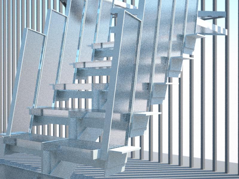 صور سلالم ودرج باشكال الدرج المختلفة داخلي وخارجي (29)