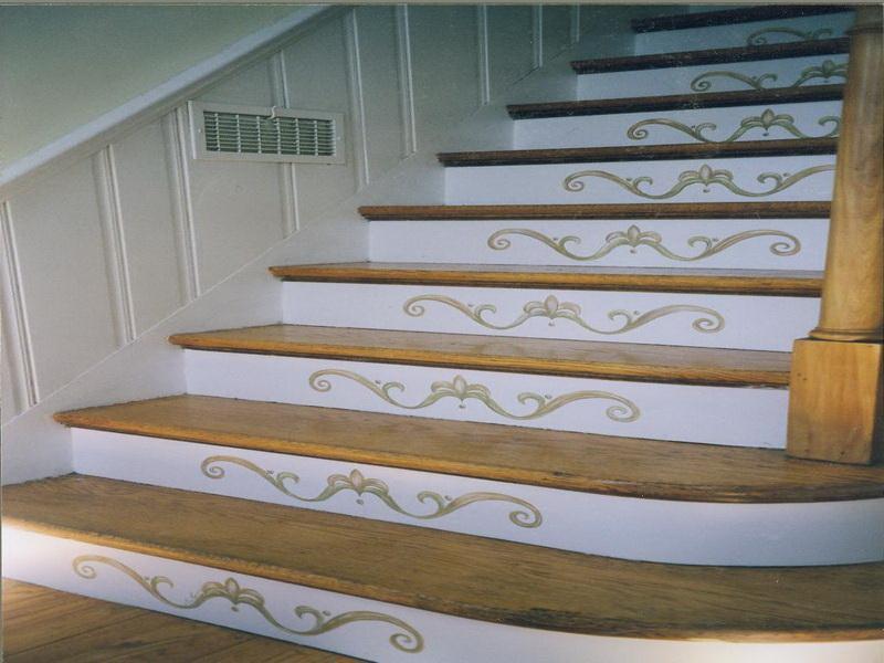 صور سلالم ودرج باشكال الدرج المختلفة داخلي وخارجي (38)