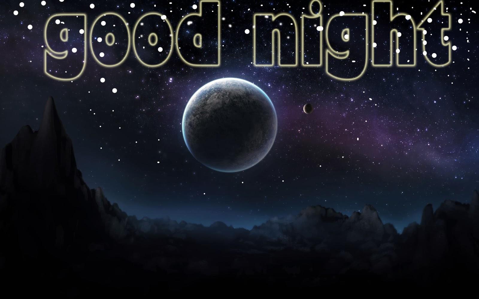 صور مساء الخير Good Night صور مكتوب عليها مساء الخير (6)