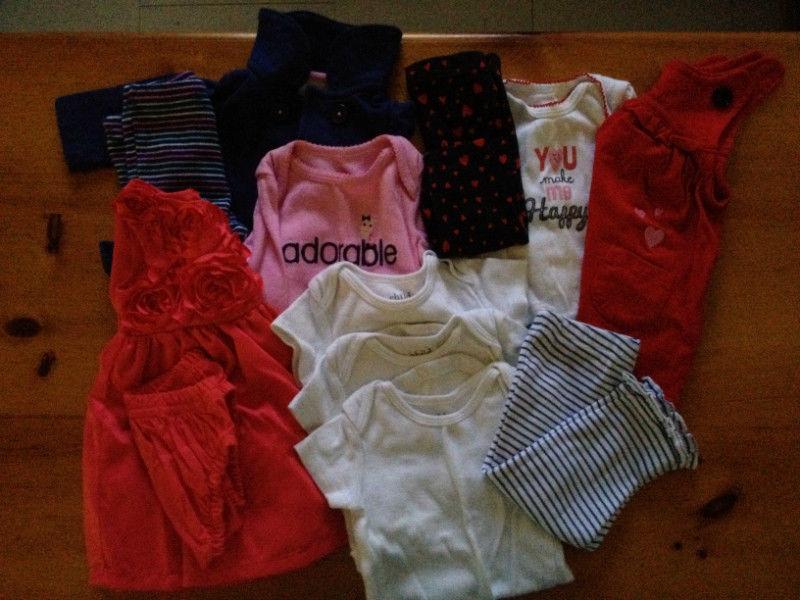 ملابس اطفال بنات مواليد جديدة وشيك 2016 (45)