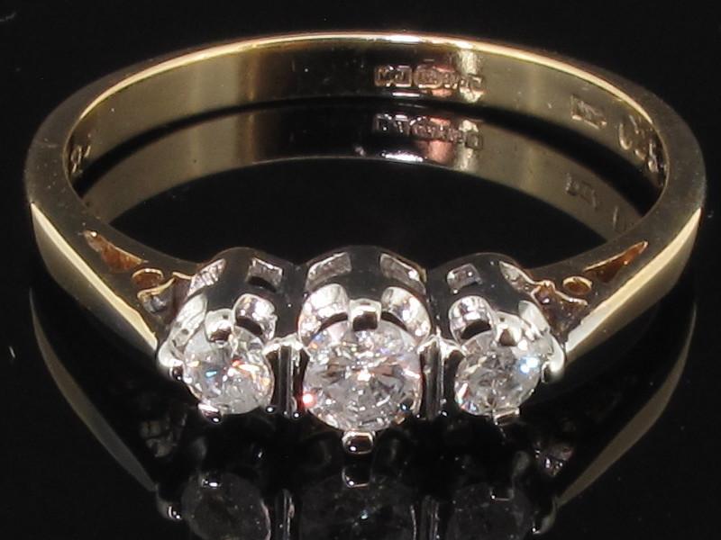 خواتم الماس احلي صور خواتم سوليتير مودرن (14)