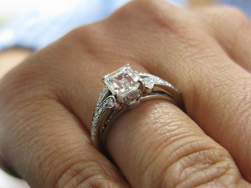 خواتم الماس احلي صور خواتم سوليتير مودرن (23)