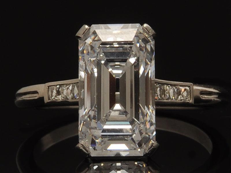 خواتم الماس احلي صور خواتم سوليتير مودرن (7)
