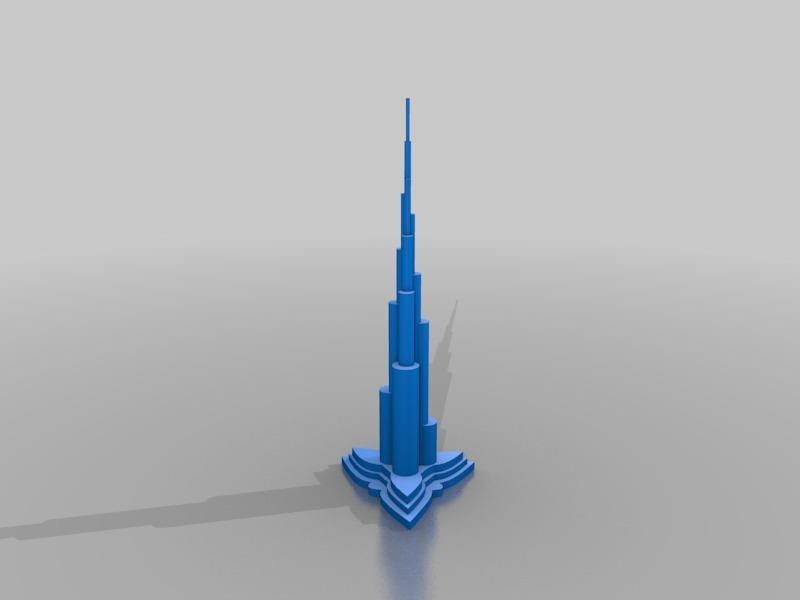صور برج خليفة خلفيات ورمزيات برج خليفة HD (10)