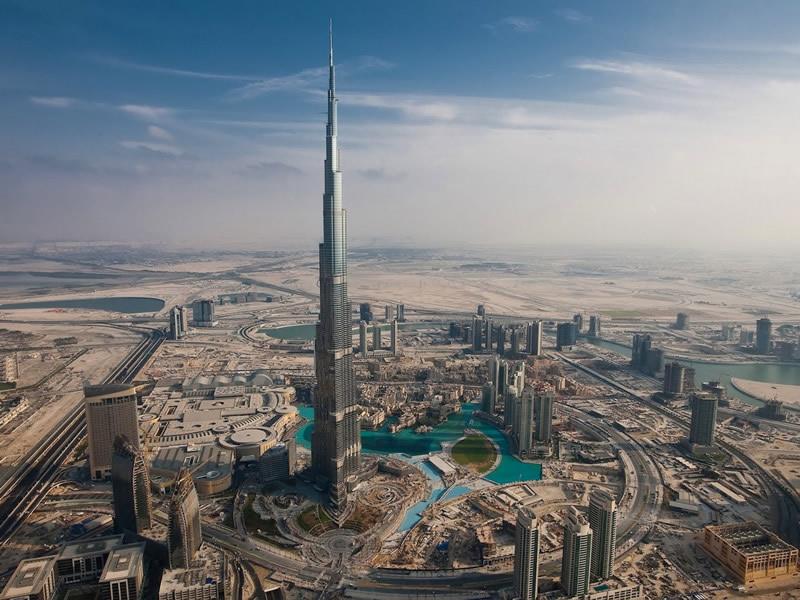 صور برج خليفة خلفيات ورمزيات برج خليفة HD (12)