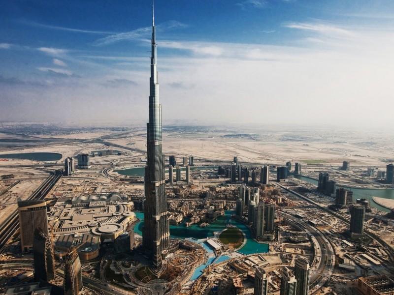 صور برج خليفة خلفيات ورمزيات برج خليفة HD (23)