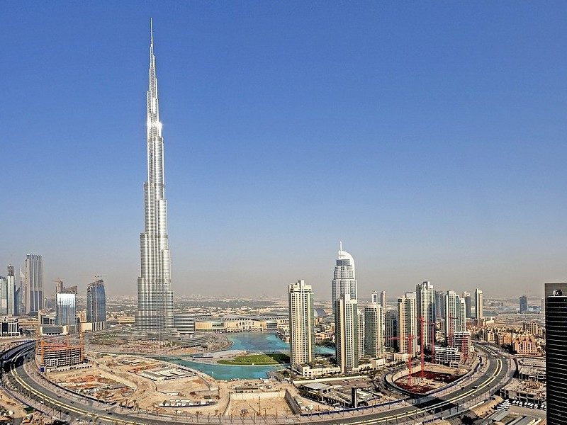 صور برج خليفة خلفيات ورمزيات برج خليفة HD (43)