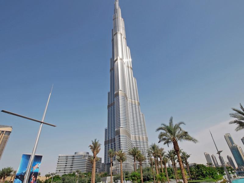 صور برج خليفة خلفيات ورمزيات برج خليفة HD (7)