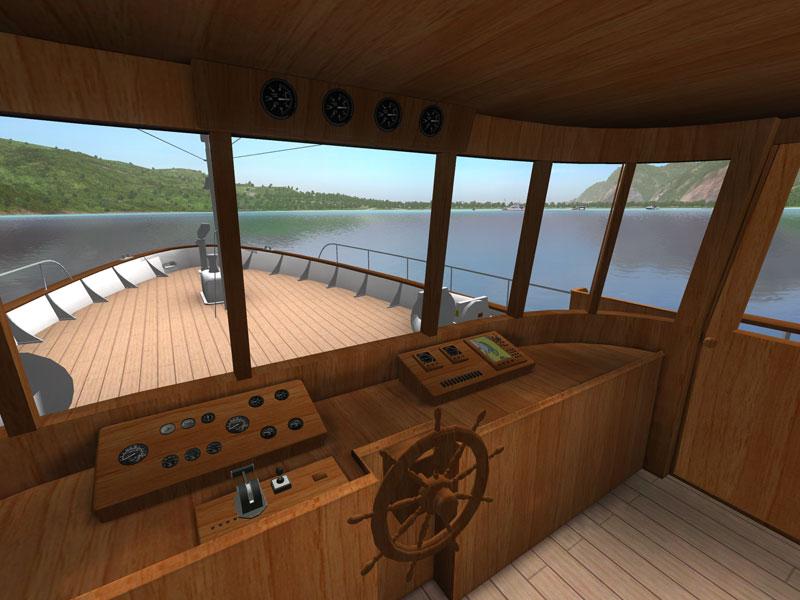 صور تصميمات سفن ضخمة جديدة احلي سفن العالم (14)