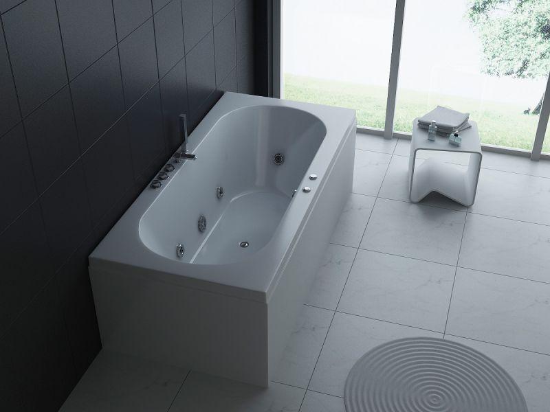 صور حمامات جاكوزي فخمة مودرن شيك للفلل والقصور (3)