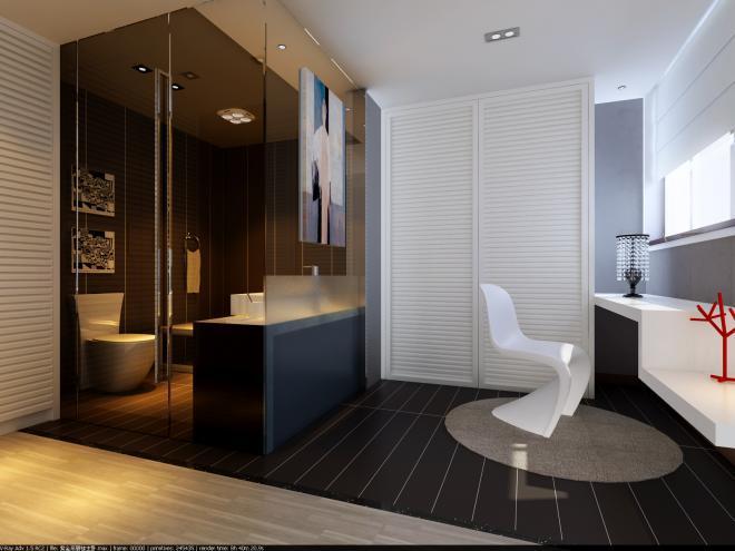 صور تصاميم حمامات 2016 شيك جديدة وحديثة (36)