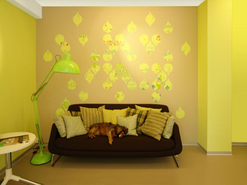 صور ورق حائط للغرف (4)