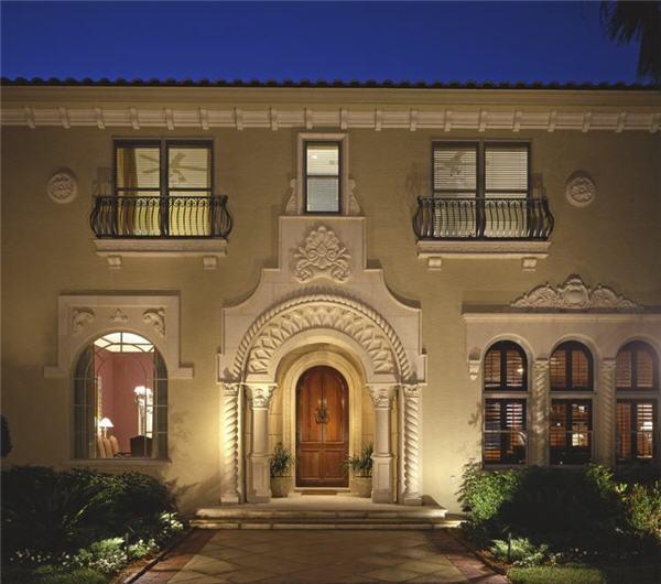 تصاميم فلل ومنازل من الخارج 2016 تصميمات بيوت مودرن (1)