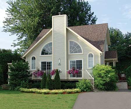 تصاميم فلل ومنازل من الخارج 2016 تصميمات بيوت مودرن (18)