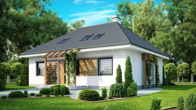 تصاميم فلل ومنازل من الخارج 2016 تصميمات بيوت مودرن (25)
