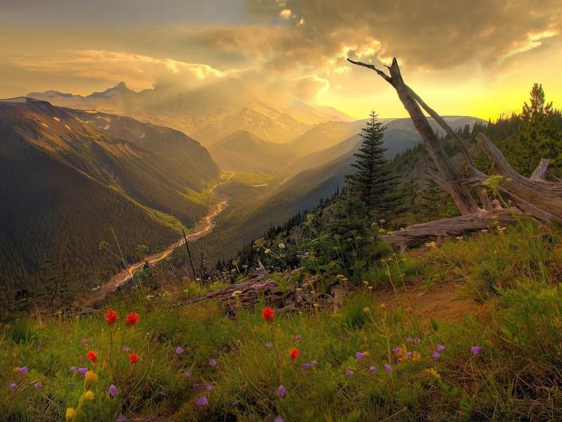 صور خلفيات جبال HD احلي صور الجبال (21)