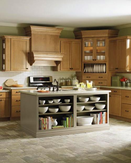صور ارفف مطابخ اشكال وتصاميم رفوف المطبخ (5)