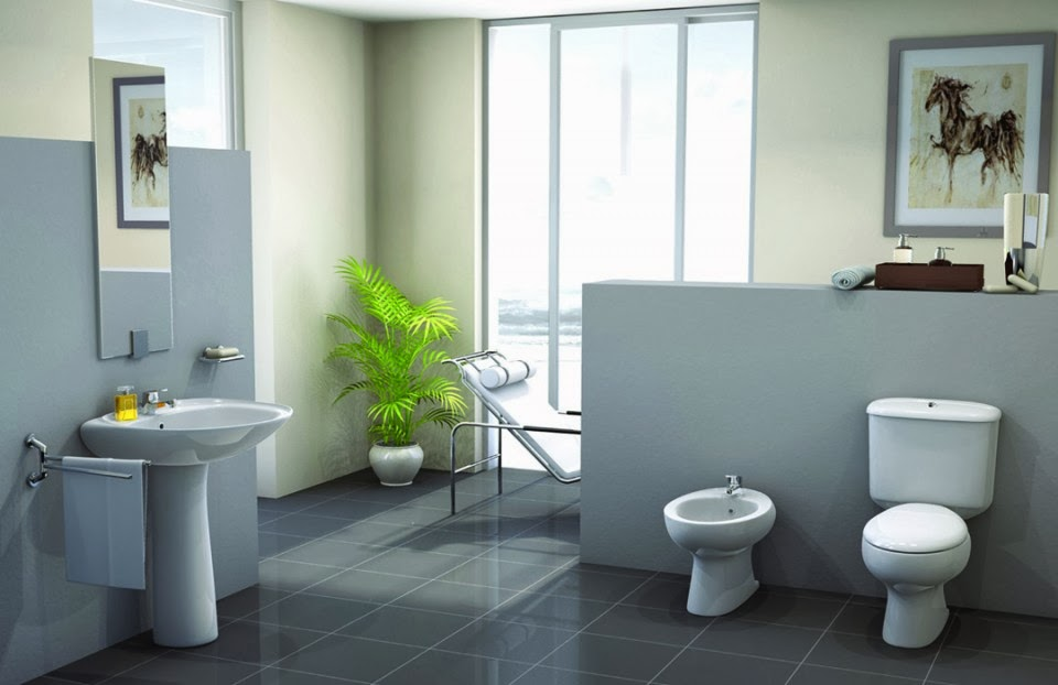 صور اشكال احواض حمامات مودرن 2016 (3)