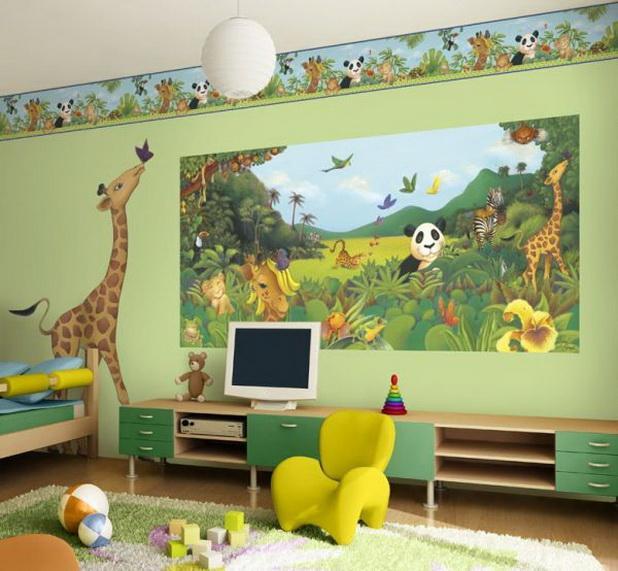 صور الوان غرف نوم اطفال مودرن 2016 (14)