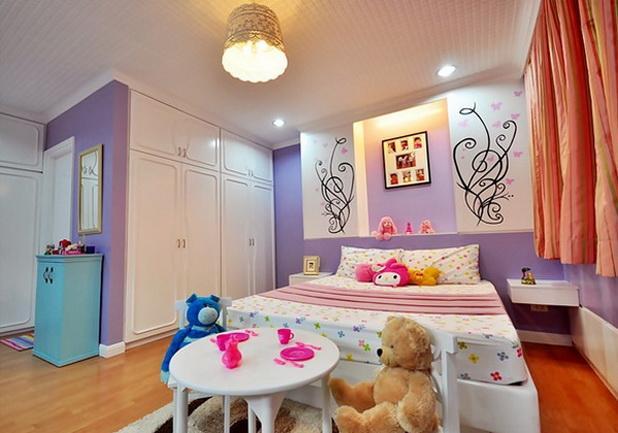 صور الوان غرف نوم اطفال مودرن 2016 (15)
