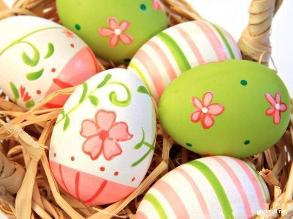 صور بيض ملون لشم النسيم طريقة تلوين البيض (10)