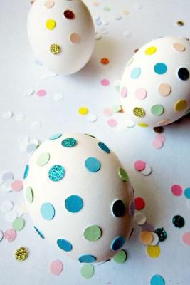 صور بيض ملون لشم النسيم طريقة تلوين البيض (14)