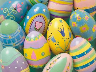 صور بيض ملون لشم النسيم طريقة تلوين البيض (16)