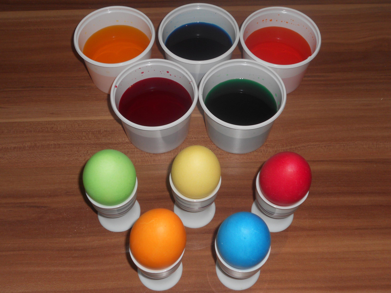 صور بيض ملون لشم النسيم طريقة تلوين البيض (17)