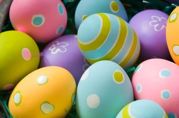 صور بيض ملون لشم النسيم طريقة تلوين البيض (19)