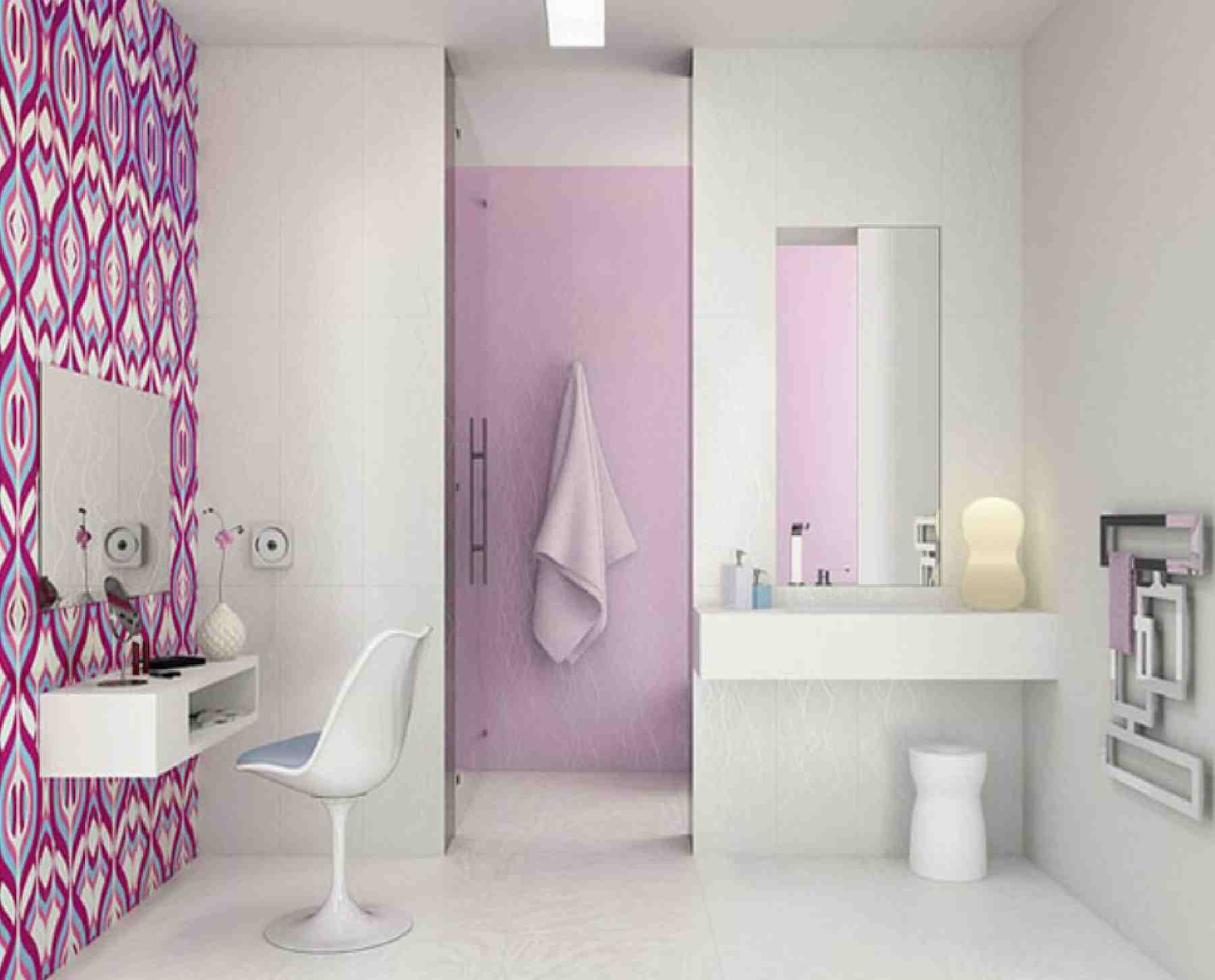صور سيراميك حمامات للأرض والجدران مودرن 2016 (10)