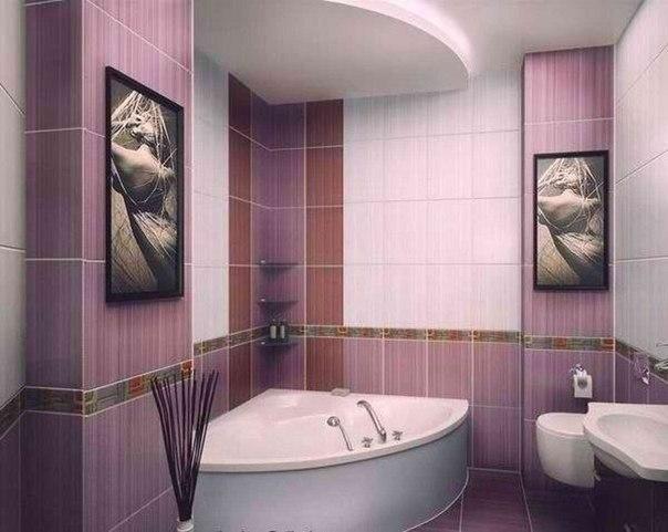 صور سيراميك حمامات للأرض والجدران مودرن 2016 (11)