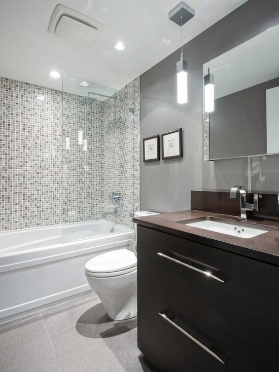 Bamboo vanity cabinets bathroom - 2016