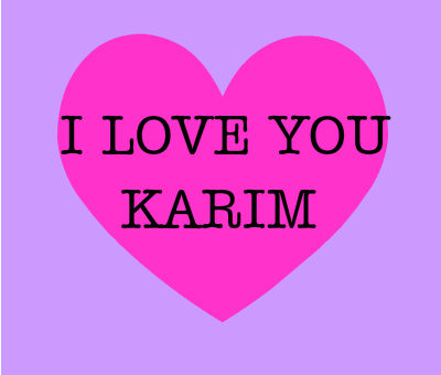 صور اسم كريم رمزيات مكتوبة Karim (5)