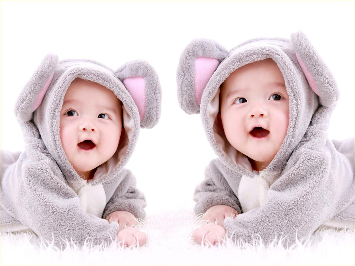 Cute Baby Boy 2 Wallpapers: صور اطفال توائم جميلة كيوت خلفيات اطفال توأم HD