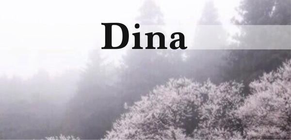 صور اسم دينا خلفيات وصور رمزية بأسم دينا (5)