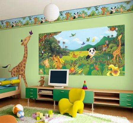 صور أوراق حائط لغرف الأطفال بجودة HD (10)