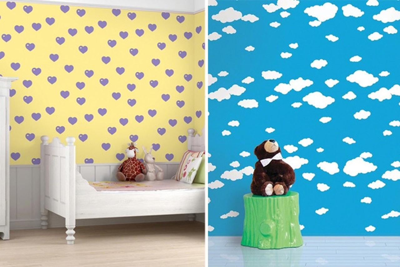 صور أوراق حائط لغرف الأطفال بجودة HD (2)